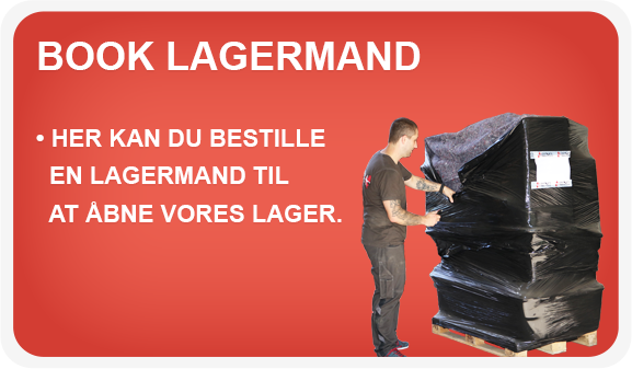 Book lagermand